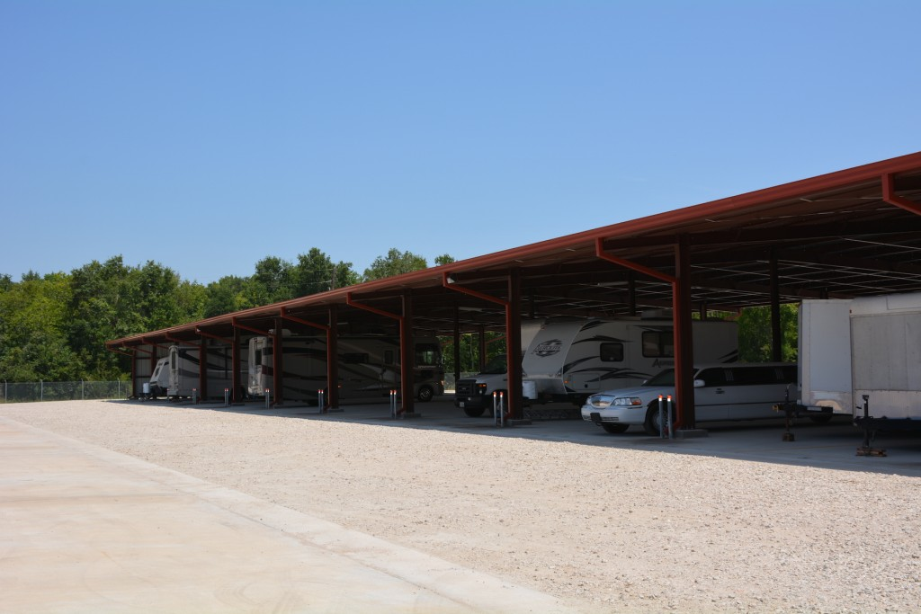 RV and Boat Storage Houston