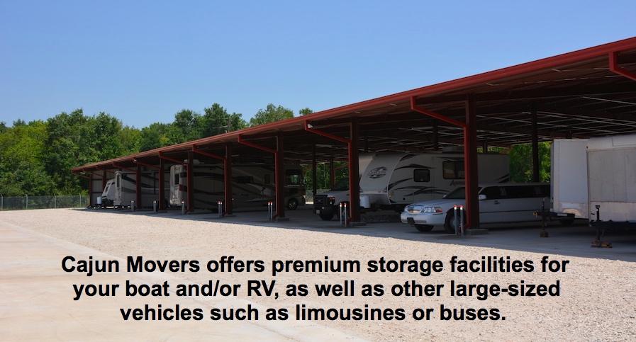 Texas RV Storage
